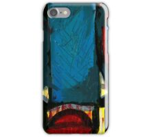 Abstract Face, 2016 iPhone Case/Skin