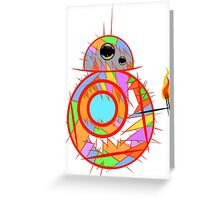 Fan art robot by MrNobody Greeting Card