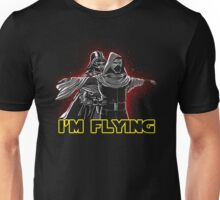 I'm flying Unisex T-Shirt