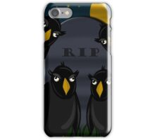 Halloween - RIP iPhone Case/Skin