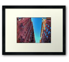 At 22mm Framed Print