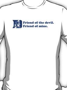 Grateful Dead - Friend of the Devil T-Shirt