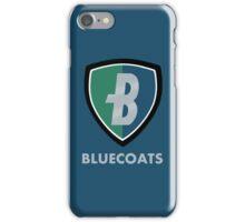 Bluecoats Logo iPhone Case/Skin