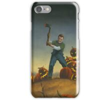 Night of the Jack-O-Laterns iPhone Case/Skin