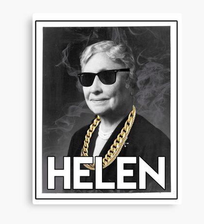 OG Helen  Canvas Print