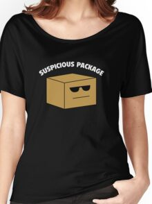 Suspicious Package Women's Relaxed Fit T-Shirt