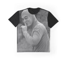 Filthy Frank - Shh Black & White Graphic T-Shirt