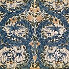 African Marigold Design by Bridgeman Art Library