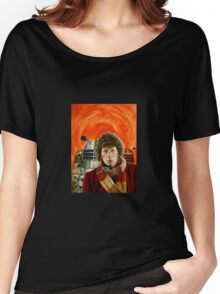 Doctor Who by Terry Oakes Women's Relaxed Fit T-Shirt