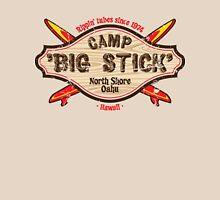 Camp 'Big Stick' - North Shore, Oahu Unisex T-Shirt