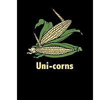 Uni-corns Photographic Print