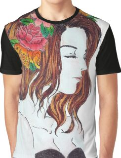 flower crown Graphic T-Shirt