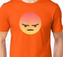 Angry React Unisex T-Shirt