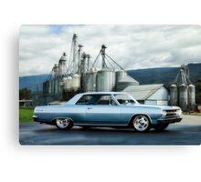 1965 Chevelle Malibu SS327 Canvas Print