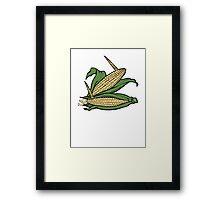 Uni-corns Framed Print
