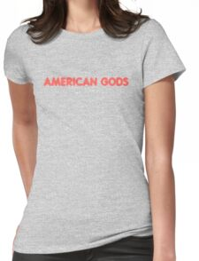 American Gods Womens Fitted T-Shirt