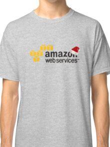 AWS Christmas Logo Classic T-Shirt