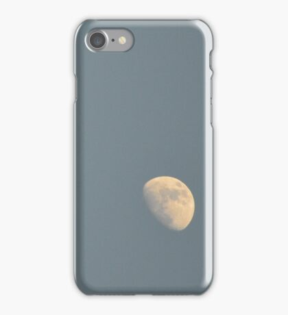 Day Moon iPhone Case/Skin
