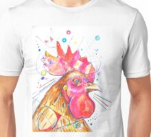 COCK-A-DOODLE-DOO Unisex T-Shirt
