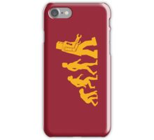 Human Evolution iPhone Case/Skin