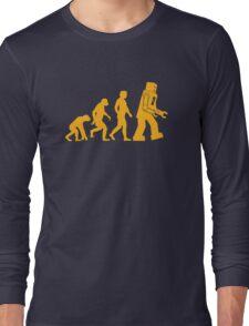 Human Evolution Long Sleeve T-Shirt