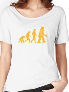 Human Evolution Women's Relaxed Fit T-Shirt