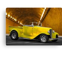 1932 Ford Roadster Pickup 'Mellow' Canvas Print