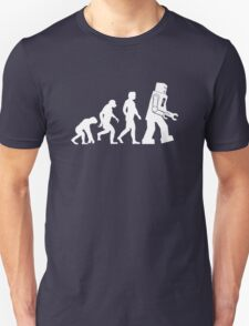 Human Evolution Variant Unisex T-Shirt