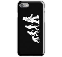 Human Evolution Variant iPhone Case/Skin