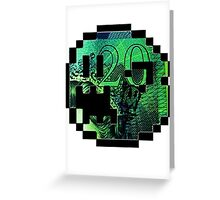 CASH FLOW BOO 2 Greeting Card