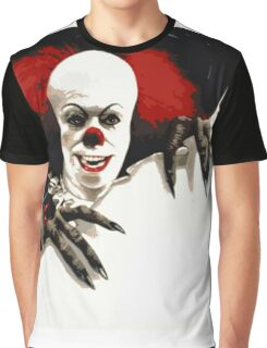 Pennywise Graphic T-Shirt