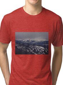 Breckenridge Resort-Keystone Resort, Colorado Tri-blend T-Shirt