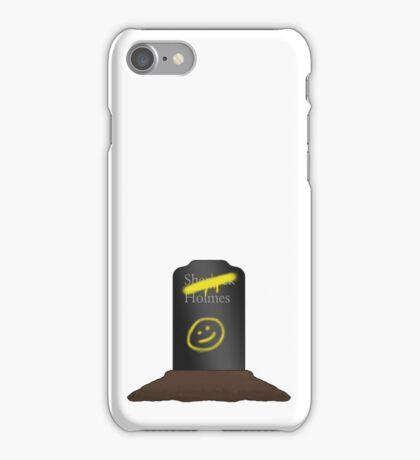 Sherlock Holmes - Moriarty iPhone Case/Skin