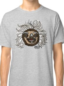 Einstein Sloth Classic T-Shirt