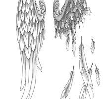 Broken Angel by Omadaun
