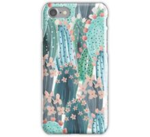 beautiful cactus iPhone Case/Skin