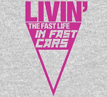 Livin' the fast life in fast cars (7) Unisex T-Shirt