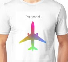 Passed with Flying Colours  Unisex T-Shirt