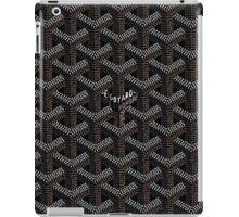 Goyard Perfect phone Case Black iPad Case/Skin