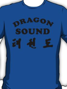 Dragon Sound - Miami Connection's newest house band! T-Shirt