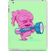 Cotton Candy Monster iPad Case/Skin