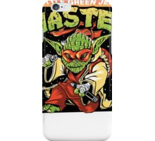 Ooze The Force iPhone Case/Skin