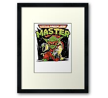 Ooze The Force Framed Print