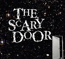 The Scary Door by Mark Cox