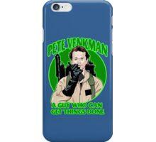 Pete Venkman iPhone Case/Skin
