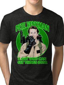 Pete Venkman Tri-blend T-Shirt
