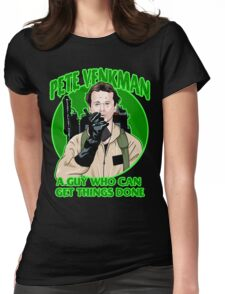 Pete Venkman Womens Fitted T-Shirt