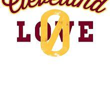 Cleveland Gets Zero Love by WeBleedOhio