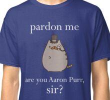 Hamilcat Design for Alexander Hamilton fans Classic T-Shirt