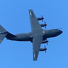 Airbus A400M by JMaxFly